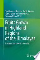 Fruits Grown in Highland Regions of the Himalayas