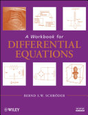 A Workbook for Differential Equations