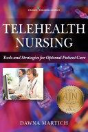 Telehealth Nursing Pdf/ePub eBook