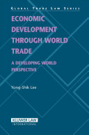 Economic Development Through World Trade