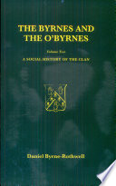 The Byrnes and the O Byrnes Book