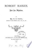 Robert Raikes and His Scholars