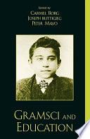 Gramsci And Education