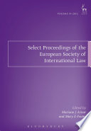 Select Proceedings of the European Society of International Law