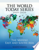 The Middle East and South Asia 2019-2020