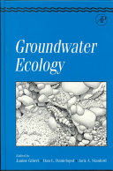 Groundwater Ecology