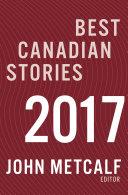 Best Canadian Stories