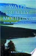 Water Quality Modeling Book PDF