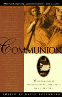 Communion Book