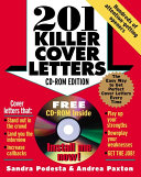 201 Killer Cover Letters (CD-ROM edition) Pdf/ePub eBook