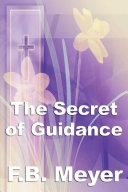 The Secret of Guidance Pdf/ePub eBook