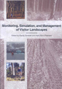 Monitoring  Simulation  and Management of Visitor Landscapes