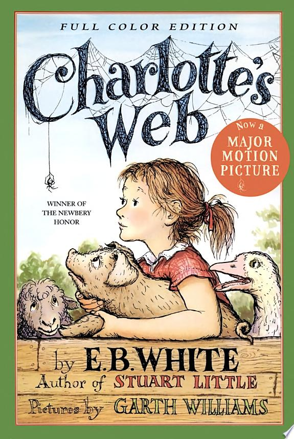 Charlotte's Web (full color) image