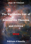 The Worldwide List of Alternative Theories and Critics ebook