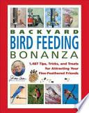 Jerry Baker's Backyard Bird Feeding Bonanza