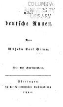 Über deutsche Runen