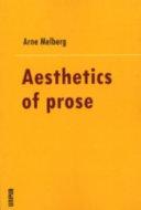 Aesthetics Of Prose