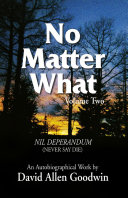 No Matter What Book
