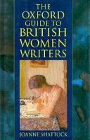 The Oxford Guide To British Women Writers