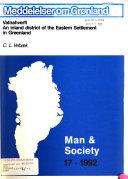 Meddelelser Om Gr  nland  Man   Society