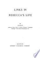 Links in Rebecca s Life