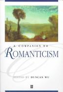 A Companion to Romanticism