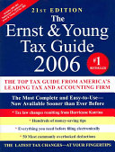 The Ernst Young Tax Guide 2006