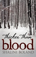 Thicker Than Blood  Marchwood Vampire Series  2