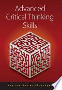 Advanced Critical Thinking Skills Book
