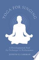 Yoga for Singing