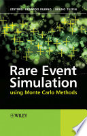 Rare Event Simulation using Monte Carlo Methods