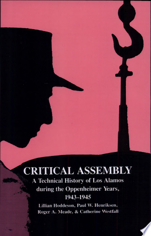 Download Critical Assembly Free Books - Dlebooks.net