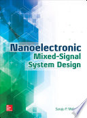 Nanoelectronic Mixed Signal System Design Book PDF