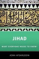 Jihad  What Everyone Needs to Know