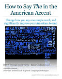 How to Say  The  in the American Accent