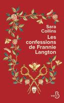 Les Confessions de Frannie Langton Book