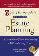 We The People s Guide to Estate Planning