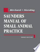 Saunders Manual Of Small Animal Practice E Book Book PDF