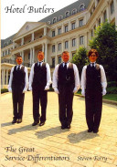 Hotel Butlers  the Great Service Differentiators