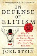 In Defense of Elitism Pdf/ePub eBook