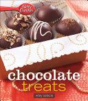 Chocolate Treats Pdf/ePub eBook