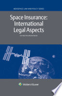 Space Insurance International Legal Aspects
