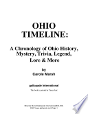 Ohio Timeline