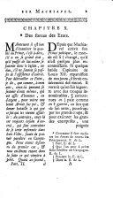 """Anti-Machiavel, ou Essai de critique sur le Prince de Machiavel, publié par Mr. de Voltaire. Nouvelle edition, où l'on a ajouté les variations de celle de Londres. (Quatrième edition.) [By Frederick II., King of Prussia, with a preface signed by Voltaire. Including A. N. Amelot de la Houssaye's translation of """"Il Principe"""" and his prefatory material.]"""
