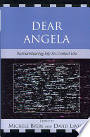 """Dear Angela: Remembering My So-called Life"" by Michele Byers, David Lavery"
