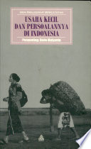 Usaha Kecil Dan Persoalannya Di Indonesia
