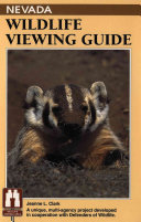 Nevada Wildlife Viewing Guide