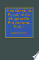 Handbook of Psychiatric Diagnostic Procedures