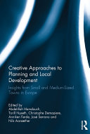 Creative Approaches to Planning and Local Development