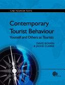 Contemporary Tourist Beh...